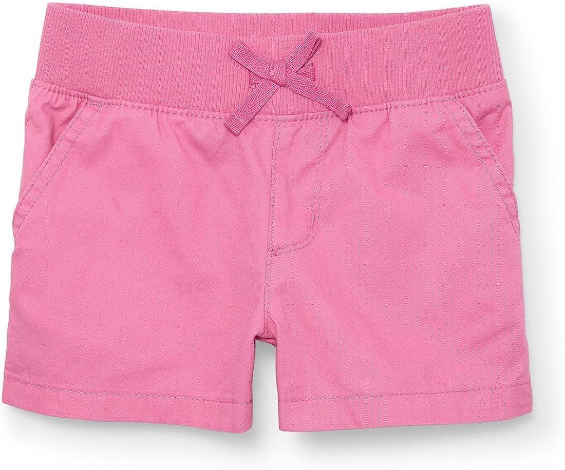 Award The Regular dealer Children's Place Big Girls' Knit Waistband Short Solid