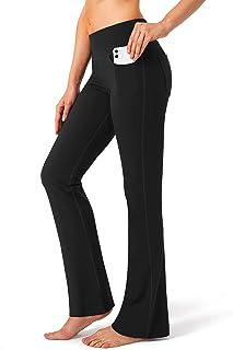 G Gradual Women's Pants with 4 Pockets High Waist Work Pants Bootcut Yoga Pants for Women