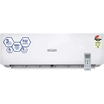Mitashi 1.5 Ton 3 Star Inverter Split Air Conditioner (Copper MiSAC153INv45 White)