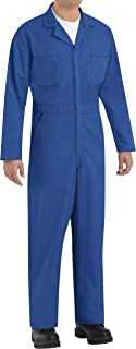 Red Kap mens CT10EB Work Utility Coveralls (pack of 1)
