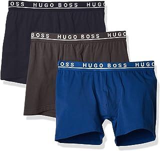 BOSS Men's 3-Pack Cotton Boxer Brief