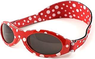 Baby Banz 3612 %100 Uv Güneş Gözlüğü, Kırmızı