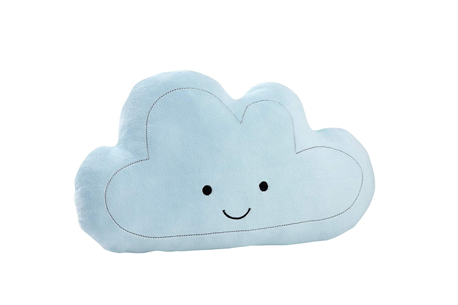 Little Love by NoJo - Plush El Paso Mall Cloud High quality Shaped Decorative Pillow Happy