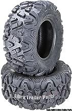 2 New ATV/UTV Tires 26x11-12 26x11-12 6PR 10278