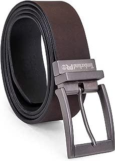 Timberland PRO Men's Leather Reversible Belt