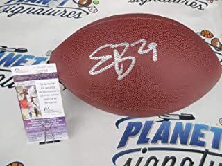 Authentic Autographed Eric Berry Kansas City Kc Chiefs NFL Football JSA COA Tennessee Vols