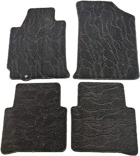 QianBao Front & Rear Nylon Water Ripple 4PC Car Floor Carpets Liner Floor Mat Fits Nissan Altima 2007 2008 2009 2010 2011 2012