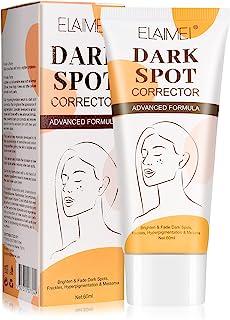 اصلاح کننده لکه های تیره ، پاک کننده لکه های تیره صورت و بدن - کرم محو کننده لکه های سیاه با نیاسینامید - جلوگیری از ایجاد لکه های تیره ، لکه های محو شده ، بهبود رنگ پوست