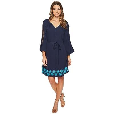 Hatley Hayley Dress (Twilight Solstice) Women