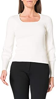 Only Onlselma Life L/S Pullover Knt Suter Pulver para Mujer