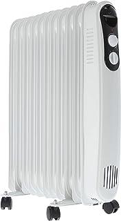 KUKEN radiador de Aceite Termico 11 Elementos 2500W