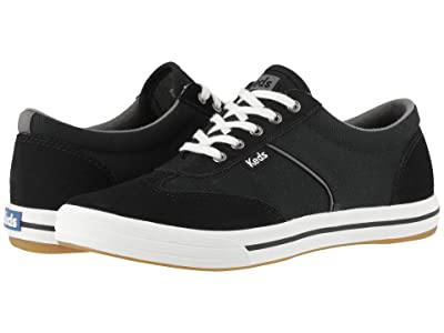 Keds Courty Suede (Black Suede) Women