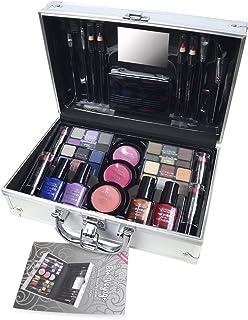 Amazon.es: 2 estrellas y más - Paletas de maquillaje / Maquillaje: Belleza