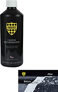 Protex World Convertible Soft Top Canvas Waterproofer 500 milliliter - Seals and Protects