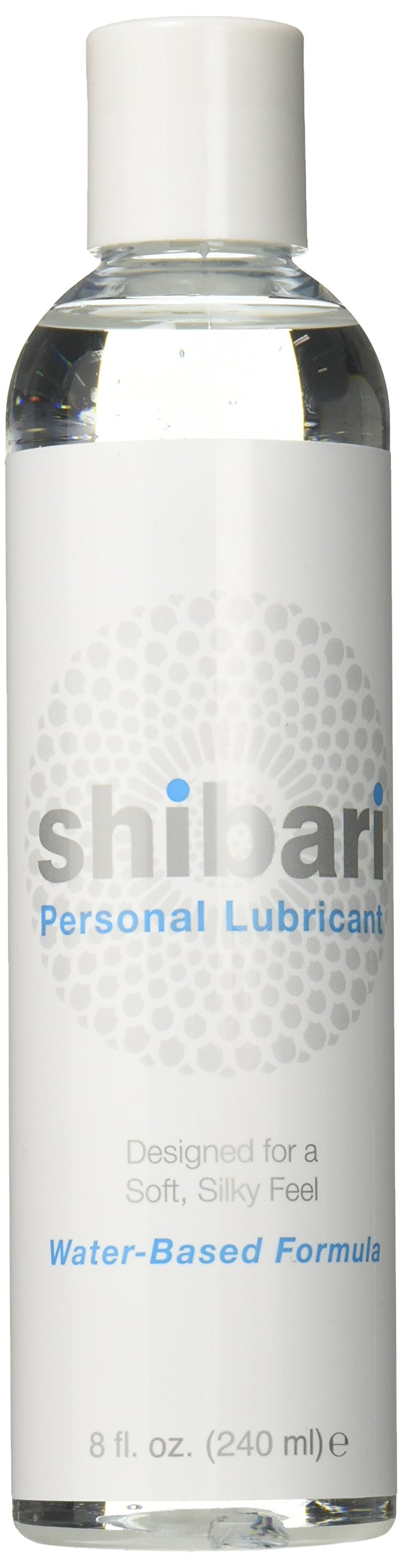 Shibari Personal Lubricant Water Bottle