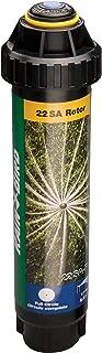 Rain Bird 22SAF Mini Rotary Pop-Up Spray, 360° Full Circle Pattern, 18' - 24' Spray Distance, 4