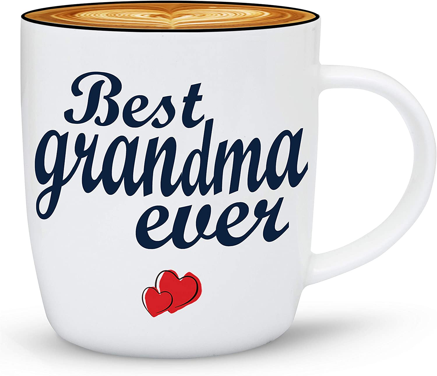 Triple Max 61% OFF Gifffted Worlds Best Grandma Ever G From Free shipping anywhere in the nation Gifts Coffee Mug