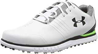 Under Armour UA Mens Showdown SL Wide E Golf Lace Up Shoes Trainers Sneakers