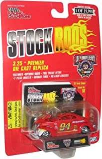 Racing Champions Stock Rods '37 Ford Coupe Issue No. 1s McDonalds Car 94 Bill Elliott
