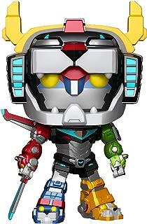 Funko 37975 Pop! Animation: Voltron6 Metallic Voltron Amazon Exclusive, Multicolor