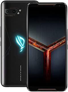 ASUS ROG Gaming Phone 2 Dual-SIM ZS660KL Factory Unlocked 4G/LTE Smartphone - International Version (Ultimate Edition [ 1T...
