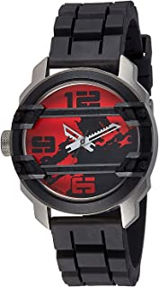 Fastrack Casual Watch for Men, Analog, Silicone, 3153KP01
