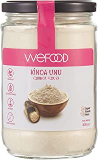 Wefood Glutensiz Kinoa Unu 330 gr