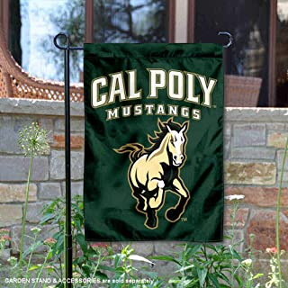 Cal Poly Mustangs Garden Flag and Yard Banner
