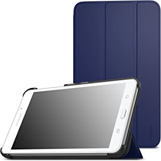 MoKo Samsung Galaxy Tab A 7.0 Case - Ultra Lightweight Slim-Shell Stand Cover Case for Samsung Galaxy Tab A 7.0 Inch Tablet 2016 Release(SM-T280 / SM-T285 Version ONLY), Indigo