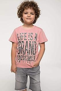DeFacto Slogan Baskılı T-shirt