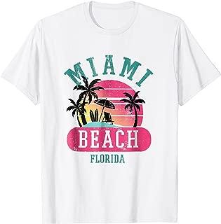 Best miami south beach t shirts Reviews