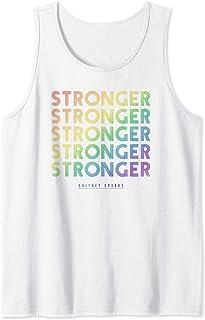 Britney Spears - Stronger (Rainbow) Débardeur