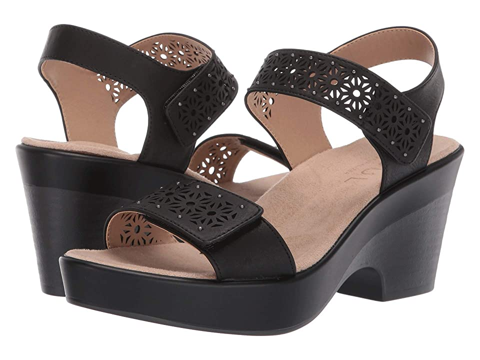 SOUL Naturalizer Mckenna (Black Smooth) High Heels