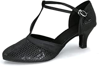 Jig Foo Women's Pumps Dance Shoes