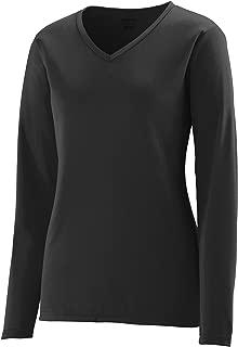 Augusta Sportswear Women's Long Sleeve Wicking t-Shirt