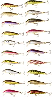 Crankbait Building Kit by Muddy Bros (Build 20 Quality Lures)