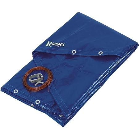 Pour piscine ronde diam 5,4 m B/âche de protection diam 6 m Marine WerkaPro 10665