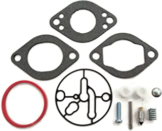 The ROP Shop Carburetor Overhaul KIT for Briggs Stratton 696146 696147 Carb Gas Engine Motor
