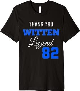 jason witten thank you shirt