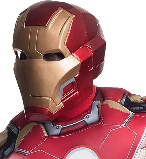 Men's Avengers 2 Age Of Ultron Mark 43 Iron Man Mask,OneSize