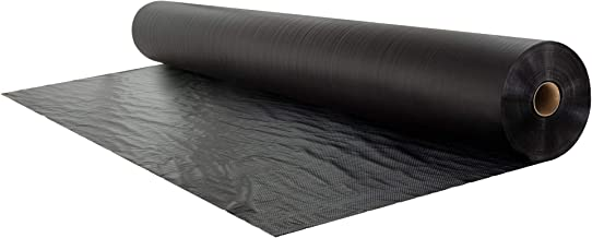 RecPro 8 Foot Wide Mobile Home Coated Underbelly Material   Bottom Board Material   Flex (40 Feet)