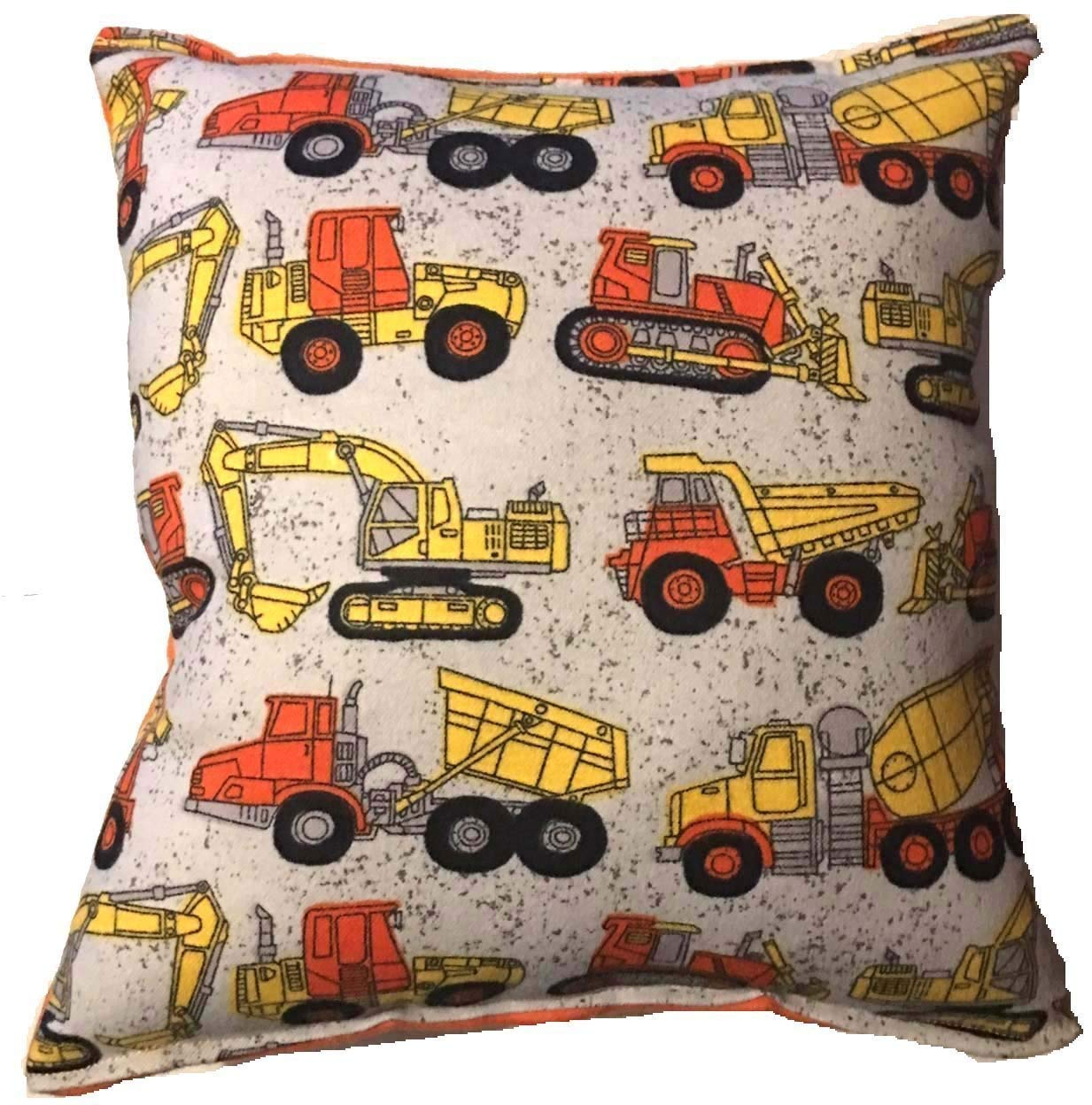 Construction Trucks Pillow Tonka Style National products Cheap super special price All Ar Pillows Our