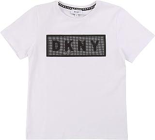 DKNY Camiseta con Rejilla Niã'O