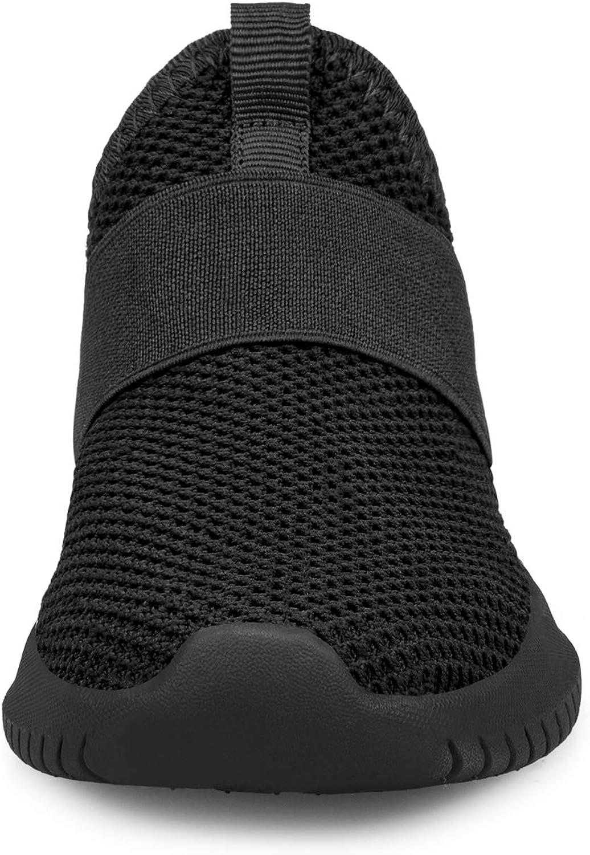 Troadlop Boys Shoes Lightweight Breathable Running Tennis Kids Sneaker