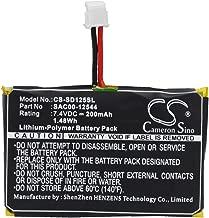 Battery Replacement for SPORTDOG SD-1825E Receiver SD-2525 Trainer Receiver SD-3225 Trainer Receiver SportHunter SD-1225 SR-300 Receiver SportHunter SD-1825 SR-300 Receiver