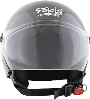 Sepia Comfort Rider with Reflectors (Metallic Grey, M)
