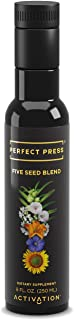 Sponsored Ad - Activation Products, Perfect Press Five Seed Oil Blend – Vegan, Organic Sunflower Seed, Flax Seed Oil, Blac...