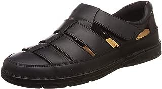 Scholl Men's Alden Leather Thong Sandals