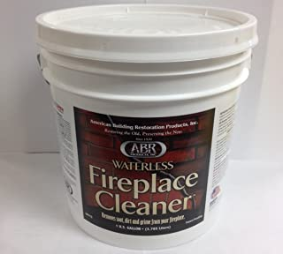 ABR Waterless Fireplace Cleaner One Gallon Pail