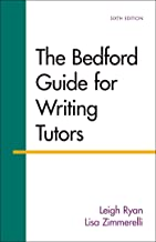 Best the bedford guide for writing tutors Reviews